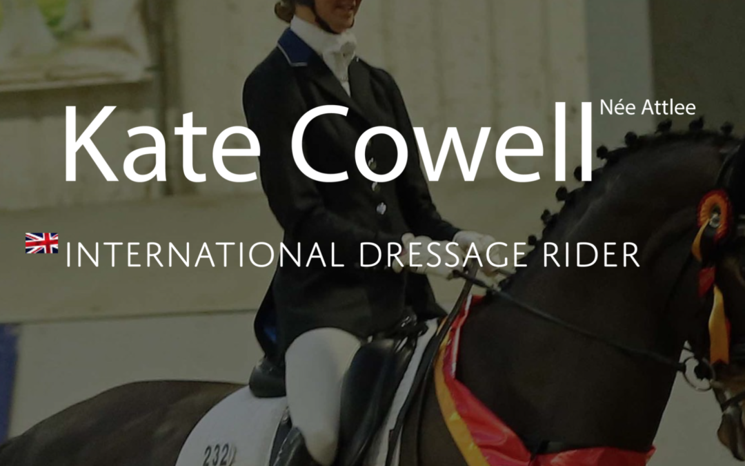 Kate Cowell Dressage